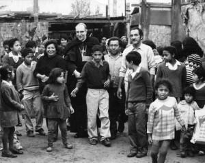 Cardinale Juan Landazuri - 1974