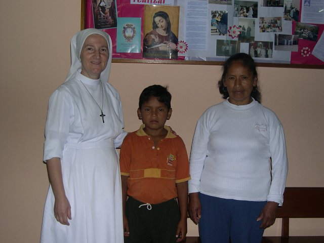 Onlus Perù