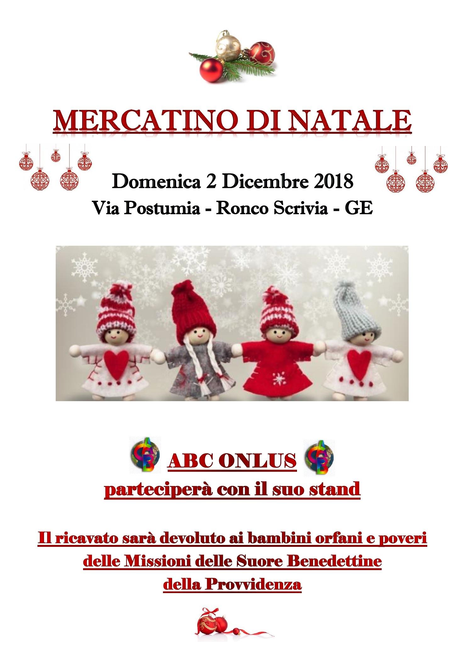 Immagine Mercatino 2018