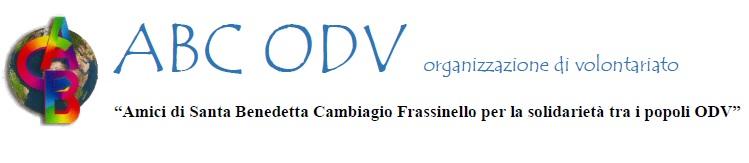 Logo ABC ODV 2019 piccolo